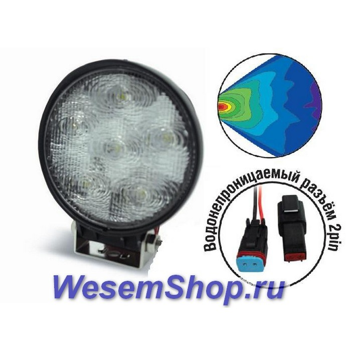 Фара Avs Light fl-1205